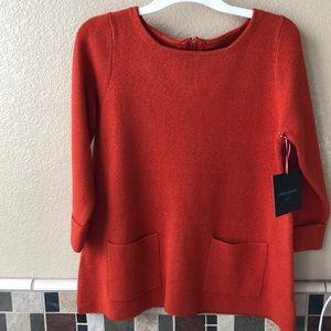 Cynthia Rowley sweater NWT